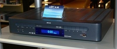 Arcam Previews FMJ BDP-100 Blu-ray Player, Announces Solo Movie 2.1 Universal Player/Receiver (CEDIA Discoveries)
