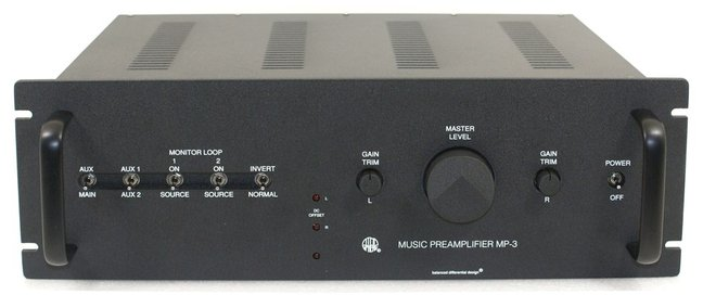 2013 TAS Editors' Choice Awards: Preamplifiers $2000-$5000