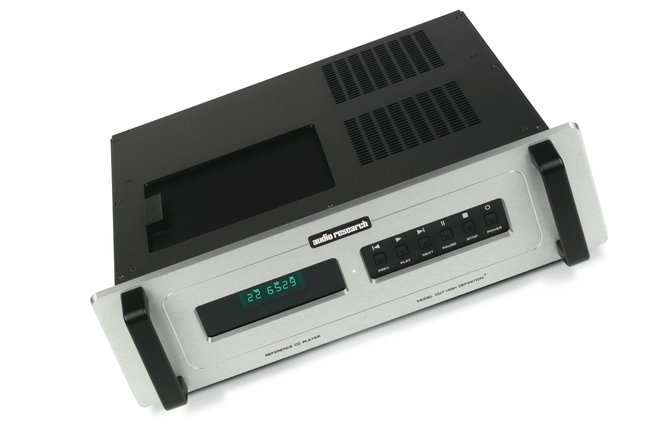 Audio Research Reference CD7 CD Player (Hi-Fi+)