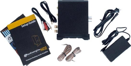 Audioengine Introduces N22 Premium Desktop Audio Amplifier