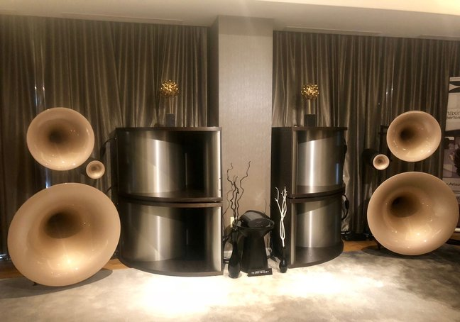 2018 AXPONA Show Report: Loudspeakers $20k and Up
