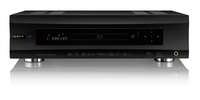 OPPO Announces Two New Blu-ray Player Models