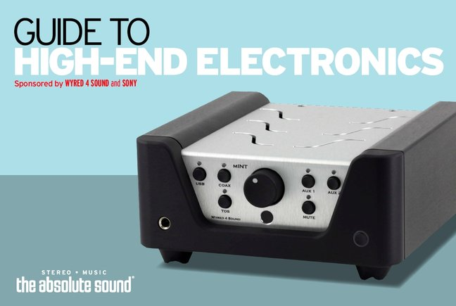 New FREE Online Guide to High-End Electronics from The Absolute Sound