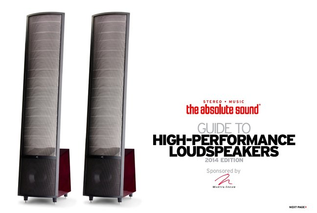 The Absolute Sound Guide to High-Performance Loudspeakers: Now Available for Free Download