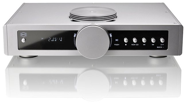 B.M.C. Audio BDCD1.1 CD player and DAC1PreHR DAC/preamp