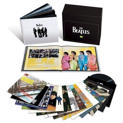 Further Thoughts: The Beatles On Vinyl