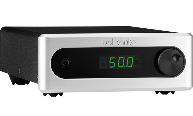 Bel Canto Design DAC 2.7 DAC and REF600M power amplifiers