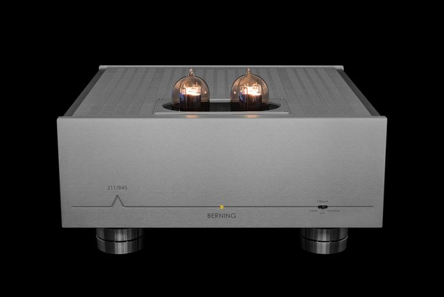 The David Berning Company 211/845 Power Amplifier