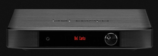 Bel Canto Design Black EX integrated amplifier