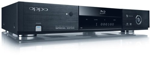 "NEWS: Oppo Announces ""Special Edition"" BDP-83SE Universal Blu-ray Player"