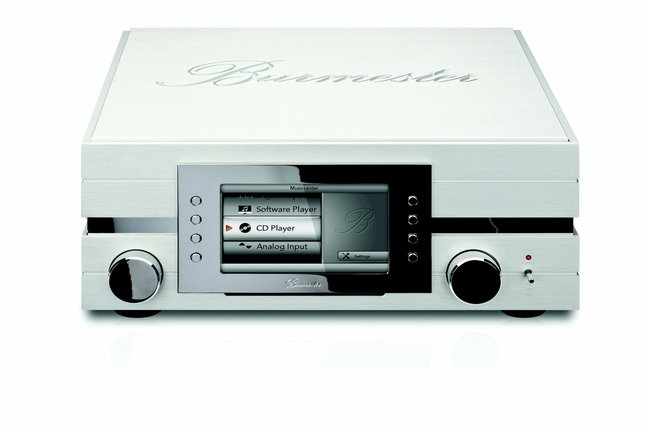 Burmester 111 Music Server (Hi-Fi+)