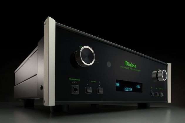 McIntosh Announces C49 Preamplifier