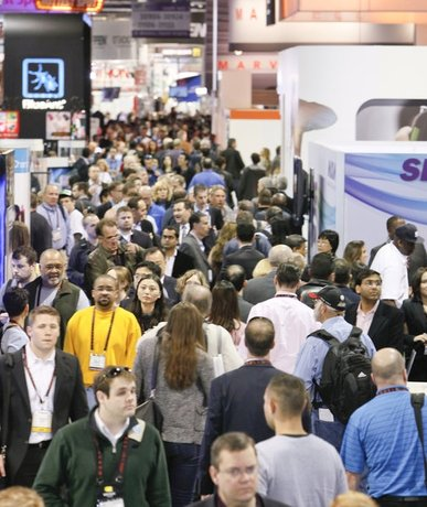 CES Shows Big Attendance Increase