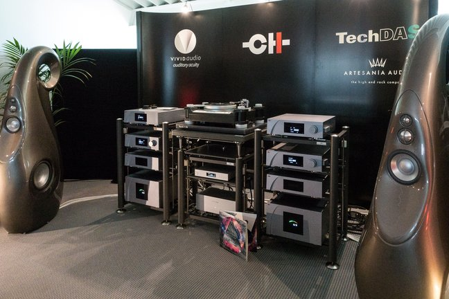 Munich High End 2016: Electronics $15k and Up