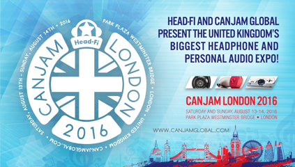 CanJam comes to London on August 13-14