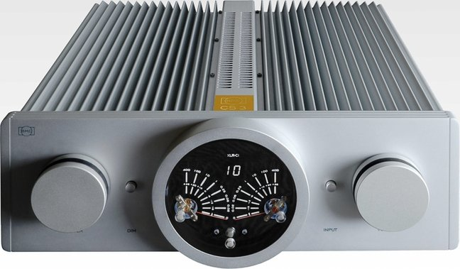 B.M.C. Audio CS3 integrated amplifier
