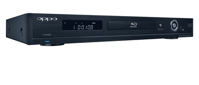 Oppo Announces Inexpensive, Full-Function BDP-80 Universal/Blu-ray Player