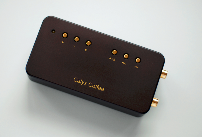 Calyx Coffee USB DAC (Playback 55)