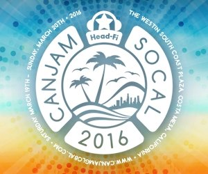 CanJam SoCal 2016, North America's largest headphone & personal audio expo, is coming up this weekend!