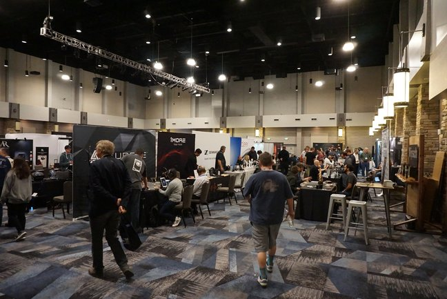 CanJam at Rocky Mountain Audio Fest 2017 – Part 1, Headphones