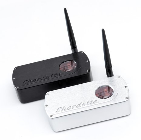 Chordette Gem High Definition Bluetooth Decoder/USB DAC (Playback 24)