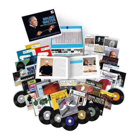 Bruno Walter: The Complete Columbia Album Edition