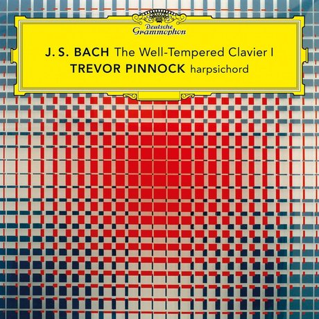 Bach: The Well-Tempered Clavier – Book 1 (BWV 846‑869) performed by Trevor Pinnock