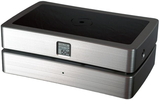 Exogal Comet DAC and Ion stereo power amplifier