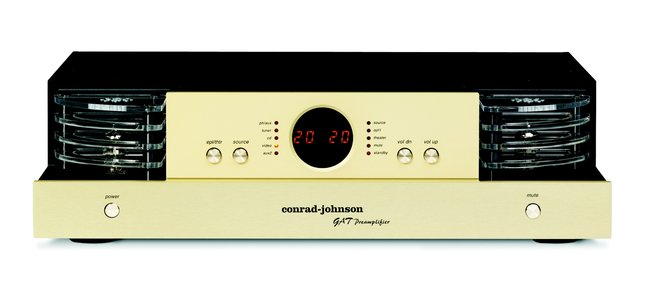 conrad-johnson GAT Series 2 preamplifier
