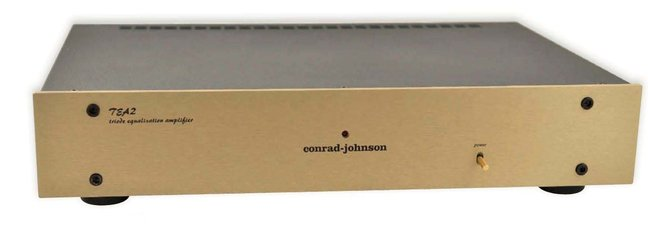 A Tale of Three Phono-Stages - The Conrad-Johnson TEA-2 – In All Its Guises (Hi-Fi+)