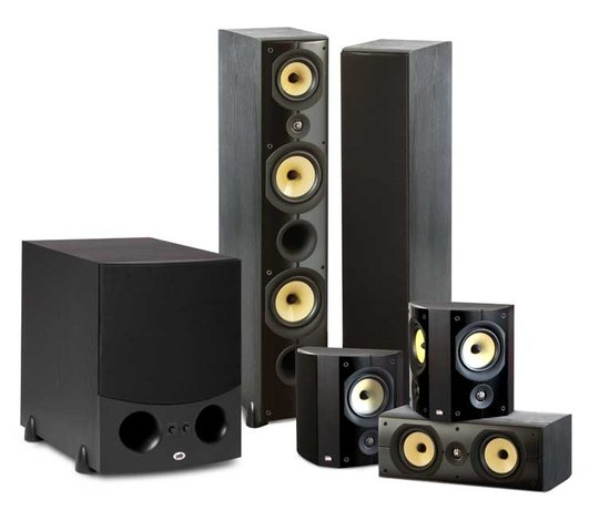 PSB Image T6 5.1-Channel Speaker System (TPV 87)