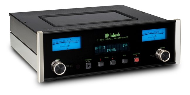 McIntosh Introduces Two New Preamplifiers