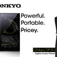 Onkyo's New DP-X1 Portable Digital Audio Player Now Available