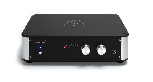 Underwood Hifi & LSA Delivers Discovery DPH-1 DAC/Preamp with Headphone Amp