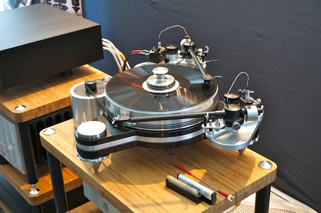 Analogue Sources – A Baker's Dozen from Munich High End 2016