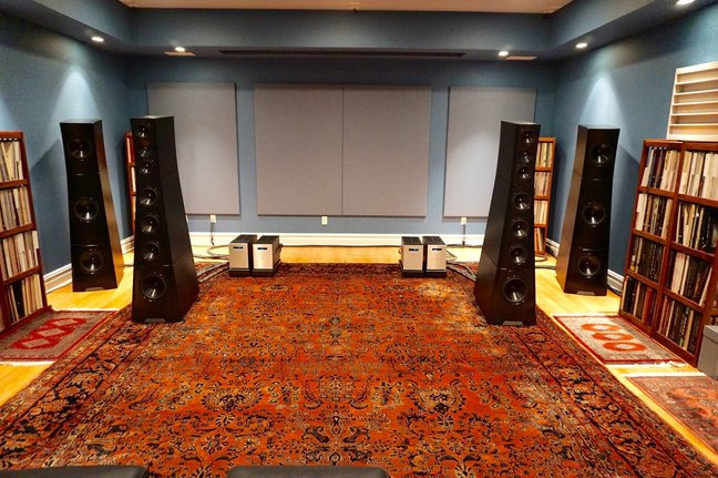 First Listen: YG Acoustics' flagship Sonja XV four-tower loudspeaker system