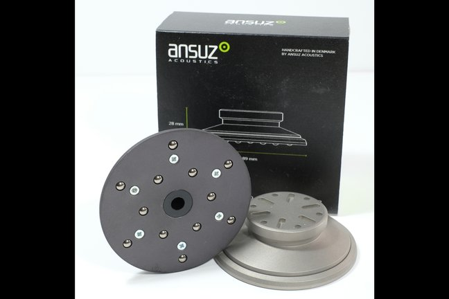 Ansuz Darkz Record Stabilizers