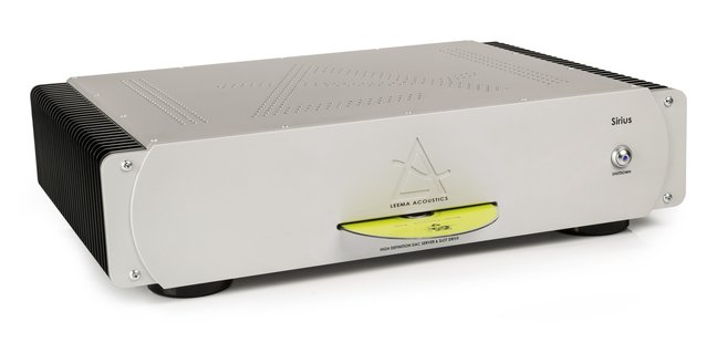 Leema Sirius digital music streamer/server