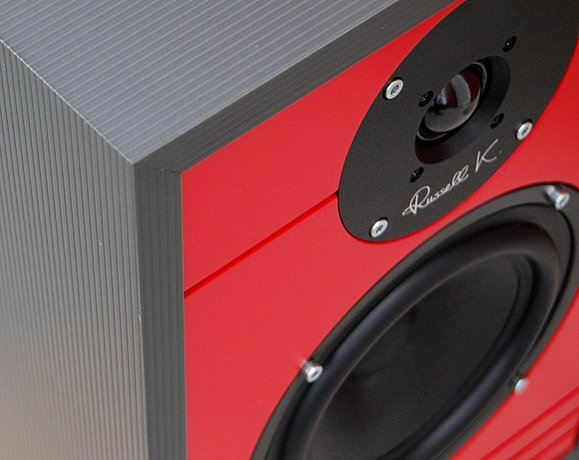 WIN! A pair of Red Russell K Red 100 loudspeakers worth £1,250 must be won!!!