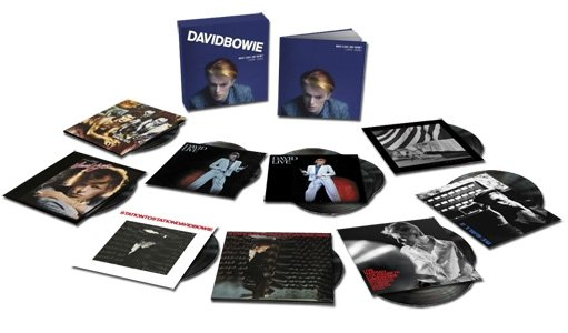 David Bowie's Who Can I Be Now? 1974–1976