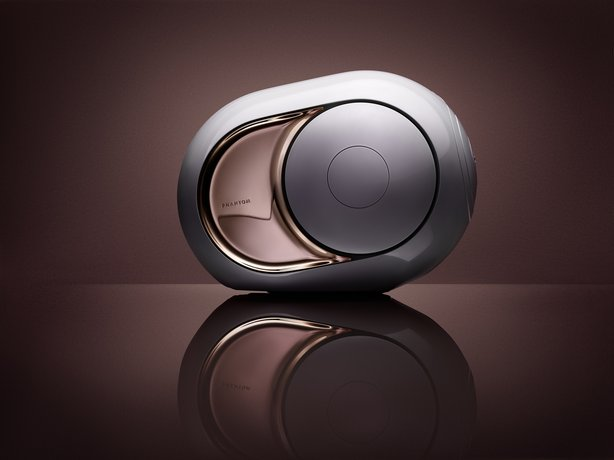 Devialet Gold Phantom net-connected standmount loudspeaker