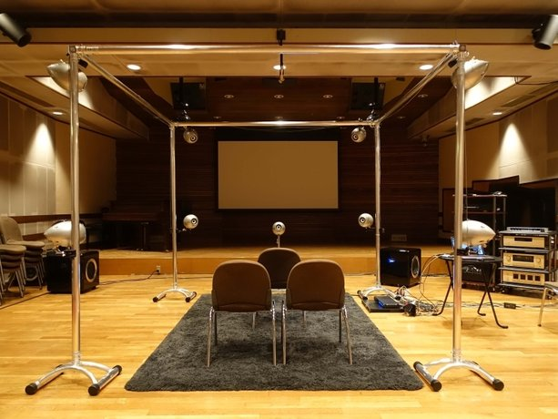 ECLIPSE'S 'INVISIBLE-SPEAKER' 3D AUDIO EXPERIENCE IS COMING TO NEW YORK'S AES SHOW THIS OCTOBER (18th-20th)
