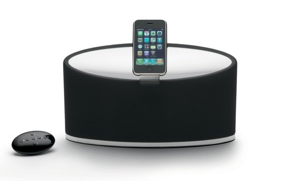 B&W Zeppelin Mini iPod Speaker (Playback 28)
