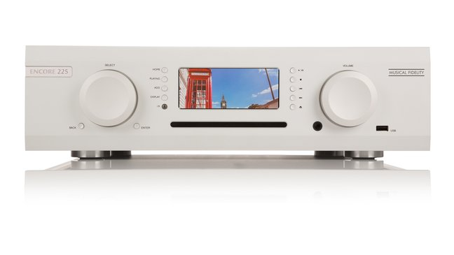Musical Fidelity Encore 225 streaming integrated amplifier