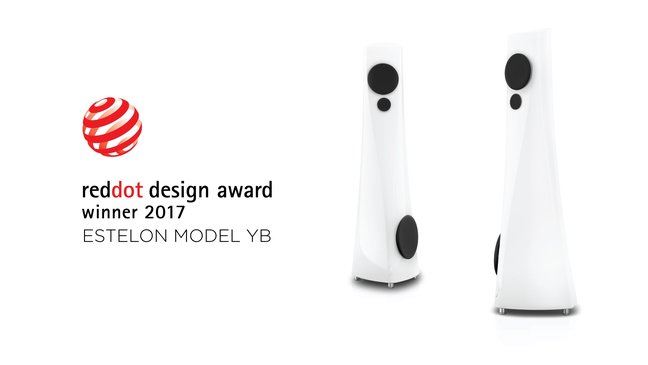 Estelon Wins Prestigious Red Dot Design Award