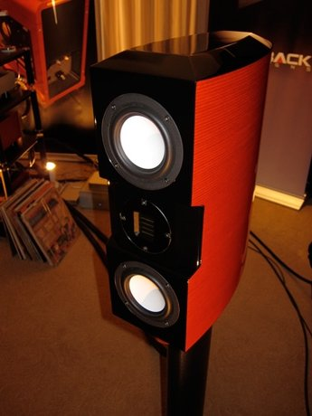 Loudspeakers Under $5k At CES 2011