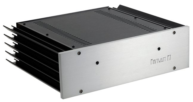 First Watt F7 Stereo Power Amplifier