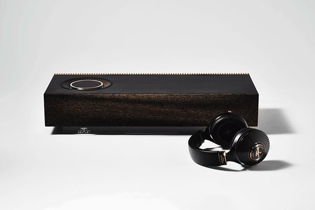 Naim Mu-so for Bentley Special Edition and Focal for Bentley Radiance