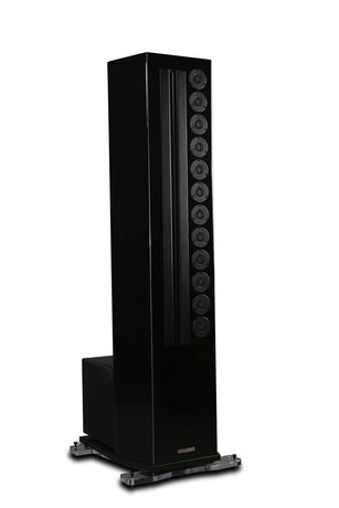 Genesis Line Source Loudspeakers Two Decades at International CES