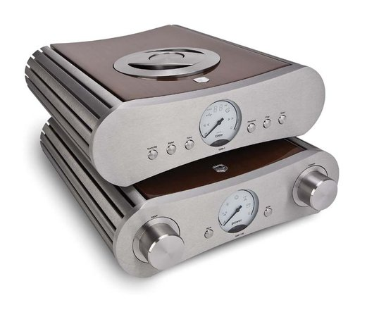 Gato Audio AMP-150 Integrated Amplifier and CDD-1 Compact Disc Player
